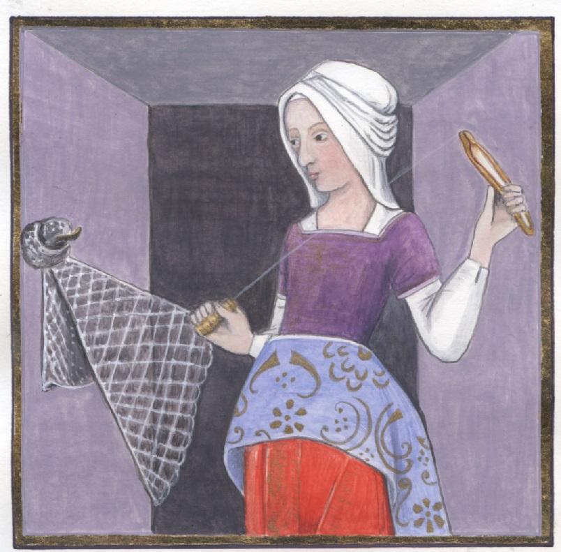 Voorbeeldige Vrouwen naar Robinet Testard